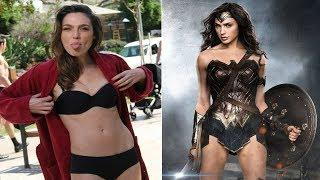 Wonder Woman Real Life !! Wonder Woman Then and Now 2019