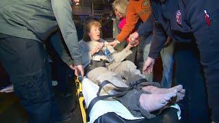 Barefoot Woman Rescued from Coal Mine: 'I Love Ya'll'