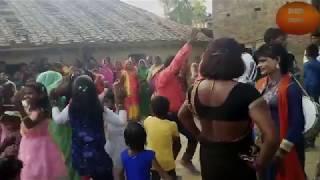 Dehati shadi Band Baja dance for village girls Dance Video 2018 part 2,DSD Style