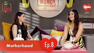 Soha Ali Khan & Kareena Kapoor Khan on Motherhood | Dabur Amla What Women Want | 104.8 Ishq