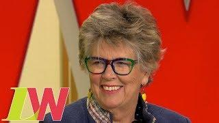 Prue Leith on Finding Love Again in Her 70s | Loose Women