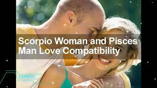 Scorpio Woman and Pisces Man Love Compatibility