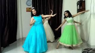Girls dance choreograph by Minakshi.