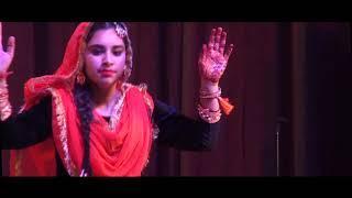 AAKARSHAN PUBLIC SCHOOL ANNUAL FUNCTION 2018-19 GIRLS DANCE PERFORMANCE