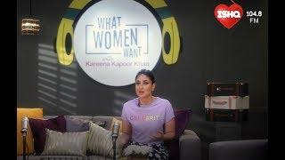 Kareena Kapoor Khan Chose Taimur Over A Bollywood Superstar | Dabur Amla What Women Want | 104.8Ishq