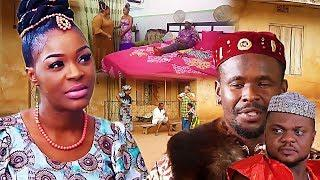 The Poor Clever Village Girl That Caught The Love Of Two Billionaire Princes - Nigerian Movies
