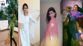 தமிழ் பெண்களின் அட்டகாசமான நடனம் / tamil girls dance / JRJ Tamil
