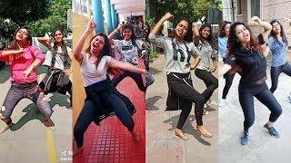 தமிழ் பெண்களின் தர லோக்கல் குத்து - Tamil Girls Kuthu Dance அட்டுழியங்கள் 2019 #4
