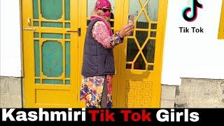 Kashmiri Tik Tok Girls - Funny Video