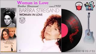 Woman In Love - Barbra Streisand (1980) (가사)