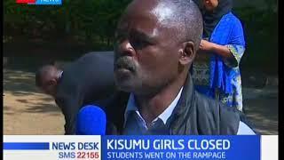 Why Kisumu Girls High School stiudents went on rampage | KTN News Desk Discussion