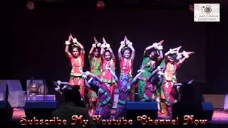 Shiv Tandav Dance Show By School Girls In Lavi mela