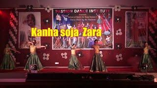 Kanha Soja Zara by cute Girls.. Bahubali-2