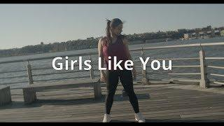 Dance Cover | Maroon 5- Girls Like You | Zen Dot Choreography | Tom Antos