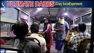 Pregnant Women in Public (Social Experiment) | Comment Trolling Dares | Vinay Kuyya