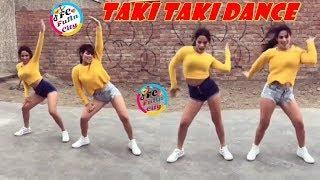 Taki Taki Song Dance By Indian Girls | DJ Snake Music Tik Tok Musically Trending Video On Youtube