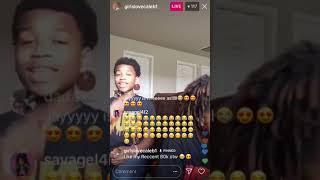 Girls love Caleb 1 remix trip