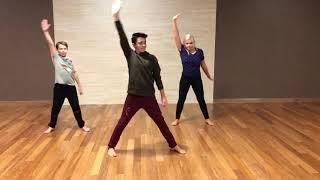 Easy Kids Dance Video to Girls Like You by Adam Levine