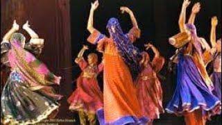 رقص و شادی دختران افغان در جشن عید قربان Afghan Girls Dance On Eid Day
