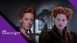 Mary Queen of Scots director: 'Women don't often get to make period dramas'  - BBC Newsnight