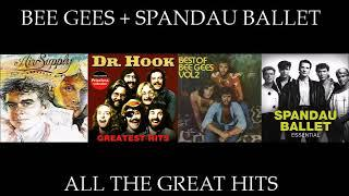 AIR SUPPLY | DR. HOOK | BEE GEES | SPANDAU BALLET / ALL THE GREAT HITS