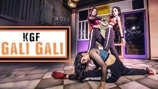 Girls Dance on the song of #KGF: Gali Gali Dance Cover