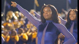 "Alcorn State ""Golden Girls"" Dancers 2019 Full Recap | vs MVSU"