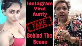 AUNTY VIRAL ON SOCIAL MEDIA | REBEL WOMEN DESERVES TO GET RAPPED | SHIVAM BHAI