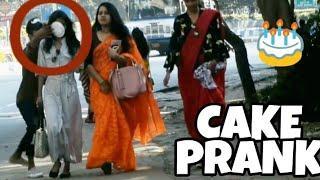 PIE IN THE FACE - PRANK ON GIRLS || PRANK IN INDIA - DANGEROUS PRANK EVER || BY - MOUZ PRANK