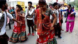 Arjun R meda // Rajasthani Girl Timli Dance // Narmada cancel // New Timli // Adivasi songs // Timli