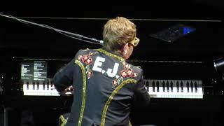 "Elton John ""All the Girls Love Alice"" Madison Square Garden October 18 2018"