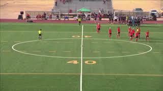 Match 13: Netherlands vs USA   2018 CISM World Women's Football Championship
