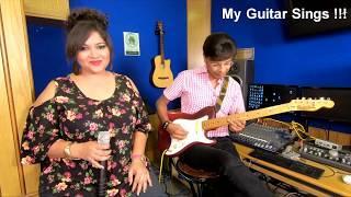 Barbra Streisand - Woman in Love - cover sung by Dimple Alvares - My Guitar Sings