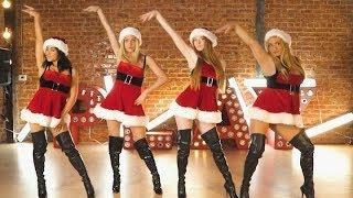 "Lele Pons ""Mean girl's Jingle bell"" Dance"