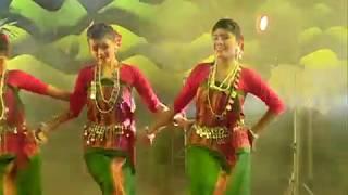 পাহাড়ী মেয়েদের নাচ    Mountain girls dance