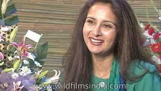 Actress Poonam Dhillon- 'I like jewellery like all women'