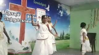 Tamil christian girls dance