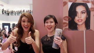 Girls Day Out!!  ||  We Tried Maine Mendoza's SOLD OUT MAC Lipstick!! #MaineForMac #MACMaker