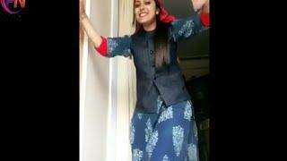 himachali girl nati dance  डांसर भी हो जाये इसके सामने फेल