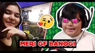INDIAN GIRL PUBG LIVE STREAMER GET 20K ₹ DONATION BY A KID || Dynamo Gaming