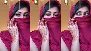 Most Beautiful Girls Musically Indian Pakistani || Vigo Video Song Status part 1