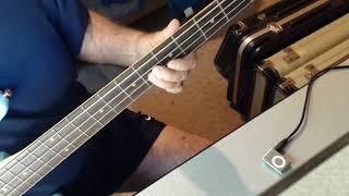 Woman In Love (Bass Cover)