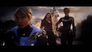 """""""She's Got Help"""" Marvel Women Team Up Avengers Endgame Final Battle"""