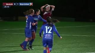 2018 FFV Women's 1 SE Rd 13 - Monbulk Rangers v Skye United