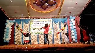 Soodana mogini | New Year celebration, ilasai Blue guy's Dance. Girls dance Varshini groups