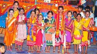 Dunguripali school girls - nuakhai sambalpuri dance video - new 2018