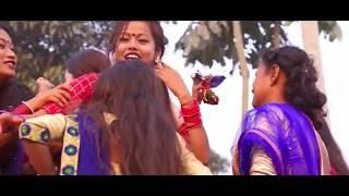 Hilor maare | Tharu girls dance at wedding ceremony in madi chitwan nepal