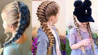 10 CUTE Kids Hairstyles For Girls ???? Amazing Hair Transformation