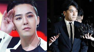 G-Dragon is suspected of being close to the rich women investing in Burning Sun