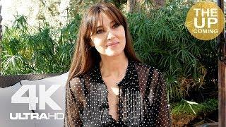 Monica Bellucci on Bernardo Bertolucci, women in cinema and her career at Marrakech Film Festival